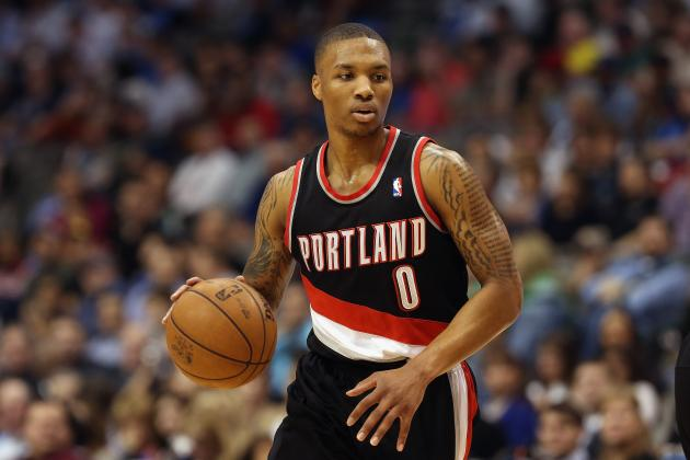 Does Damian Lillard Have Derrick Rose's MVP Ceiling?
