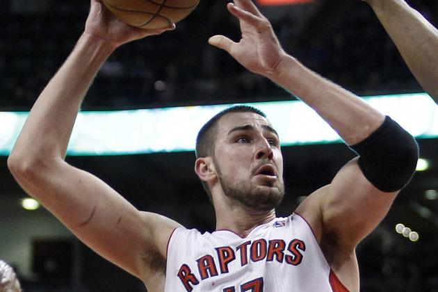 Valanciunas Scores Career-High 24, Raptors Beat Wizards 88-78
