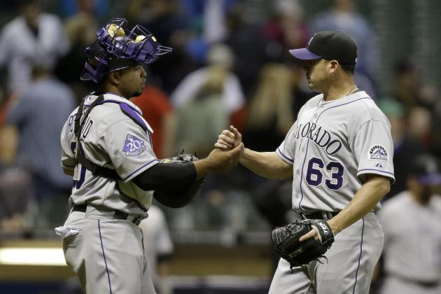 Rockies Beat Host Milwaukee Brewers to Take First Series of Season