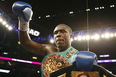 Berto, Thurman Featured on Showtime Card