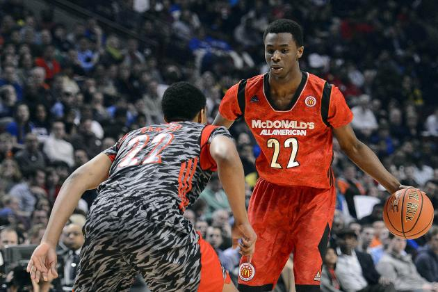 Andrew Wiggins: Analyzing the Biggest Draw for Each of Top Recruit's Choices