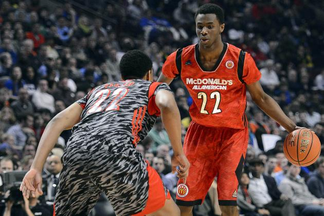 McDonald's All-American Game 2013: Andrew Wiggins Proves His Elite Status