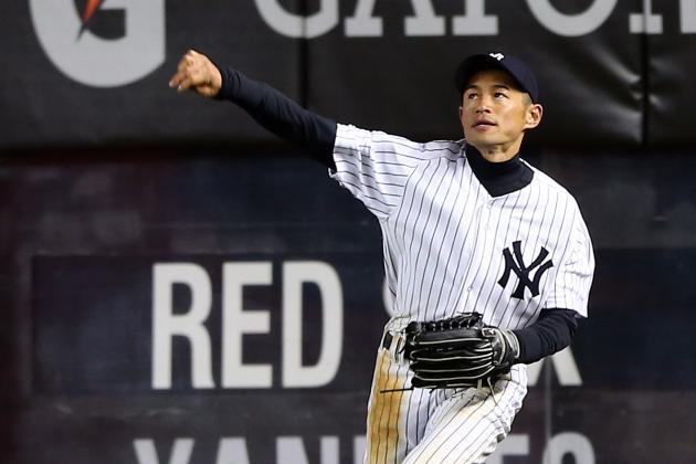 Kuroda Is Hurt, Along with Yanks' Pride