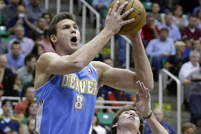 Nuggets Handle Jazz, Knock Utah Out of 8th Spot