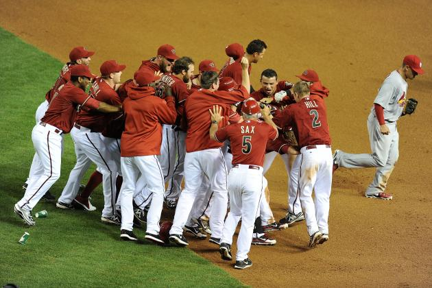 St. Louis Cardinals vs. Arizona Diamondbacks - Recap - April 03, 2013