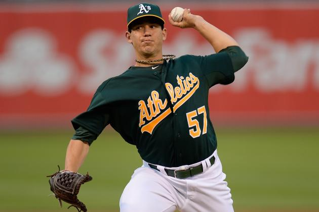 Oakland A's: Tom Milone Will Have a Huge Breakout Season in 2013