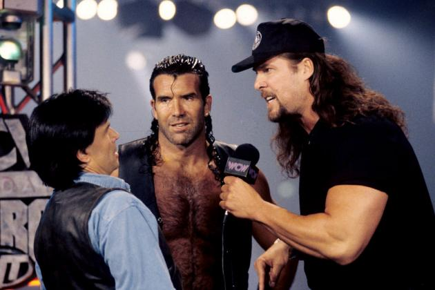 WWE Alumni Kevin Nash Goes on Twitter Tirade