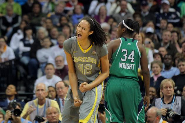 Brittney Griner: How Would the Baylor Star Fare Playing Men's or NBA Basketball?