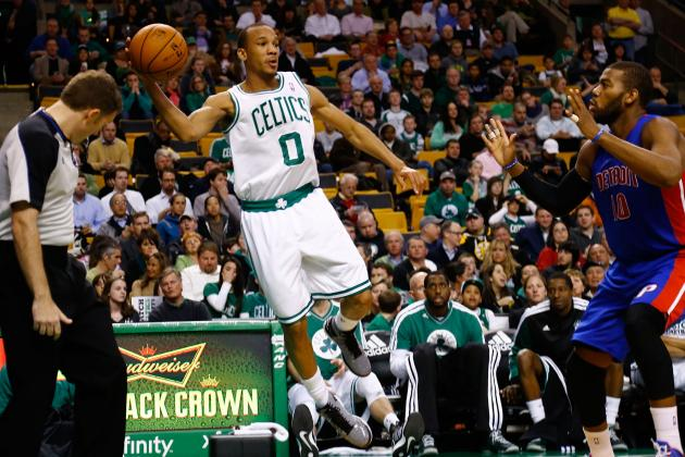 Boston Celtics Outside-the-Box Score Notes Following Win over Detroit Pistons