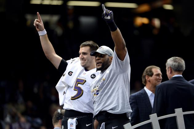 Where Can the Baltimore Ravens Improve Most for 2013?