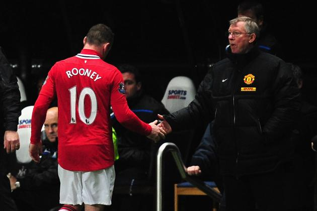 Fergie Ready to Unleash Rooney on City