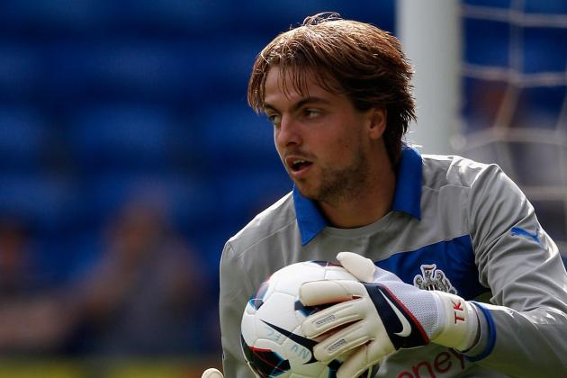 Pardew Set to Call on Keeper Krul
