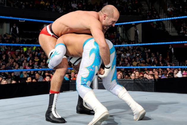 Sin Cara's Injury Stopped United States Championship Match at WrestleMania