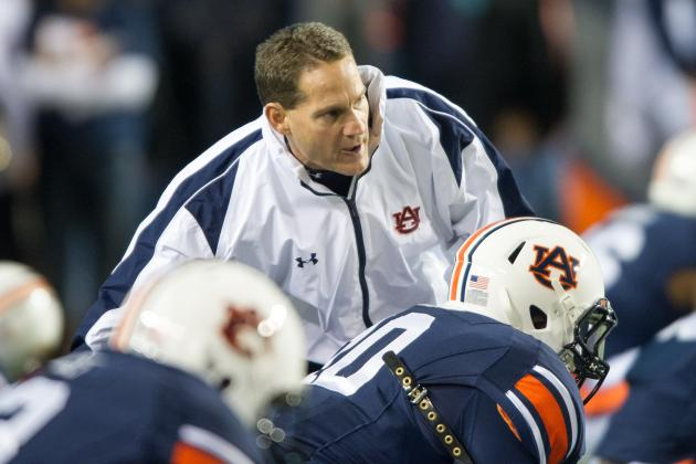 Gene Chizik Should Be Severely Punished If Auburn Accusations Are True