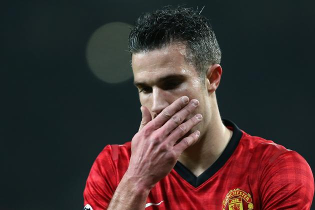 Ferguson Expects Van Persie Revival