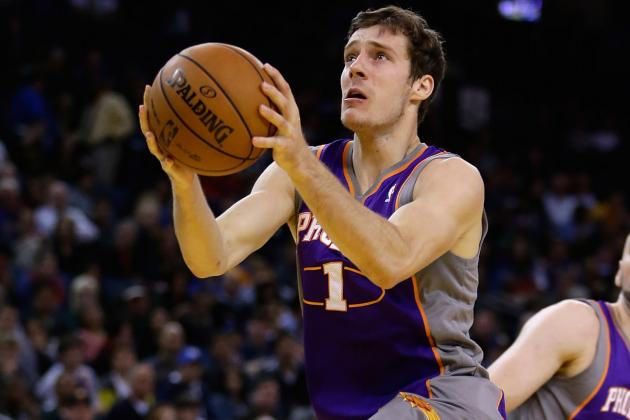 Clippers' Ryan Hollins Ejected for Flagrant Headlock on Suns' Goran Dragic