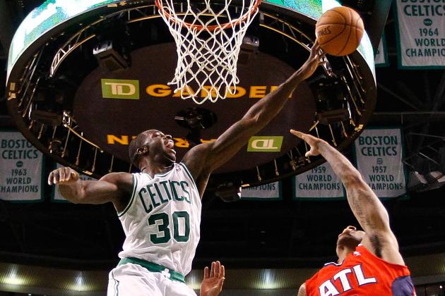 Bass Growing into Role as Leader of Celtics' D