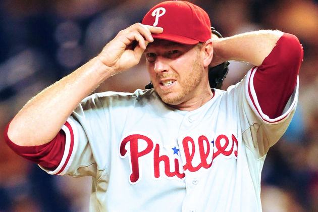 It's Not Too Early for Philadelphia Phillies to Fear the Worst with Roy Halladay