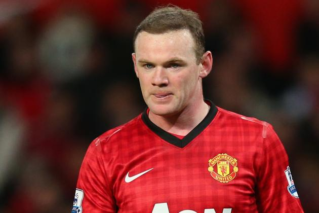 Wayne Rooney Expected to Be Fit for Clash Against Manchester City