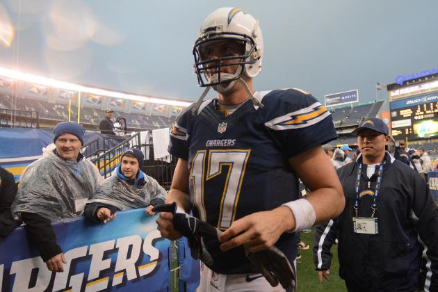 Is 2013 Philip Rivers' Last Shot with San Diego Chargers?
