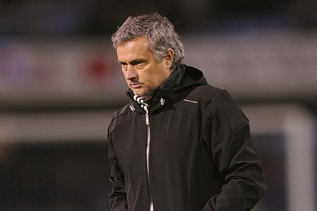 Mourinho Rules out Inter Return Next Season