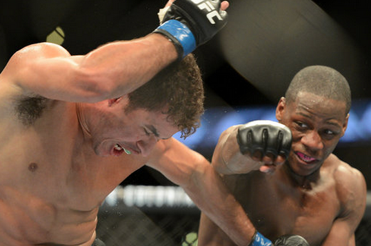 UFC 160: Amir Sadollah Out, Nah-Shon Burrell in Against Stephen Thompson