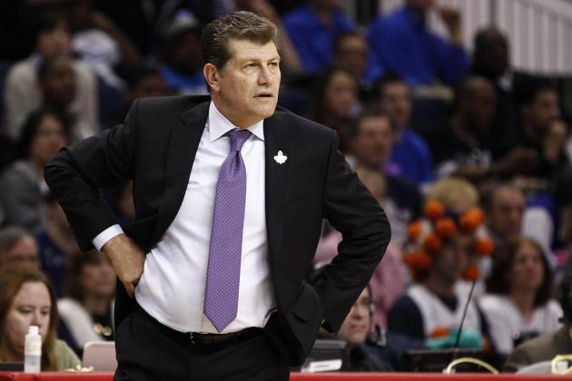 Auriemma Pans Idea of Griner in NBA Draft