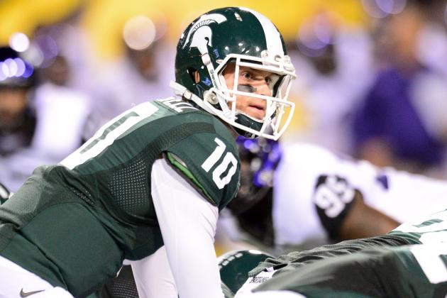 Michigan State Quarterback Andrew Maxwell Values His Offseason