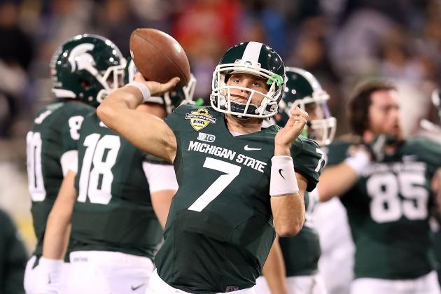 Spartan Quarterbacks Focus on Creativity