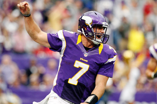 Minnesota Vikings: Why 2013 Is a Make-or-Break Year for Christian Ponder