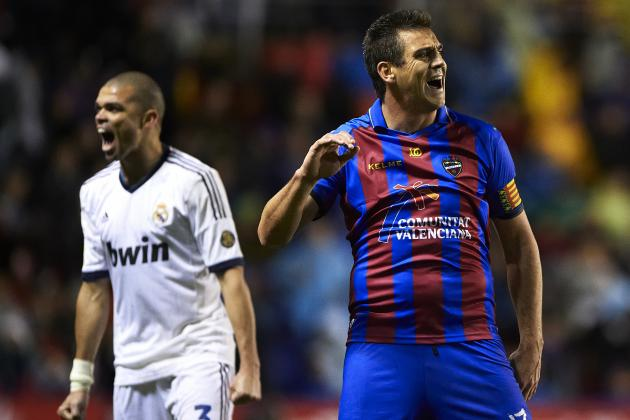 Real Madrid vs. Levante: Complete La Liga Preview