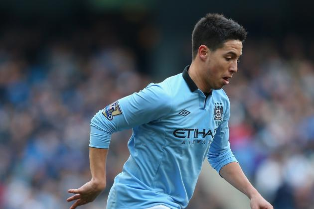 Samir Nasri Banned from Driving