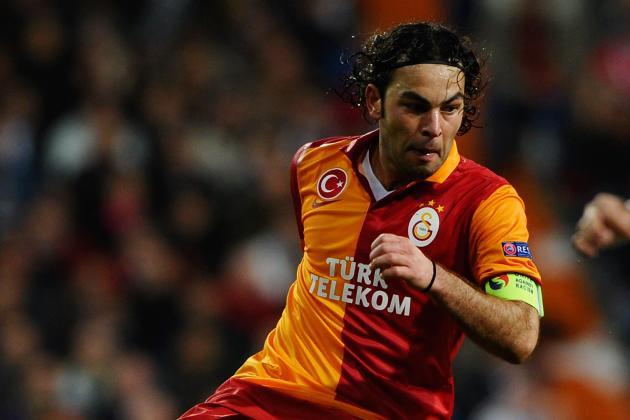 Selcuk Inan: Analysing Galatasaray's Chief Midfield Playmaker