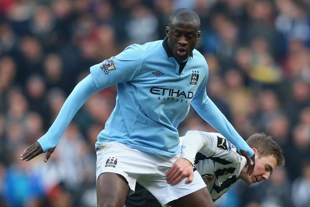 Yaya Poised to Commit to New City Deal