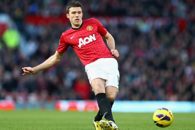 Michael Carrick: The Conundrum of Manchester United's Central Midfielder