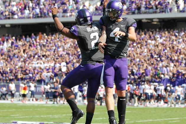 Is the Quarterback Competition at TCU Real?