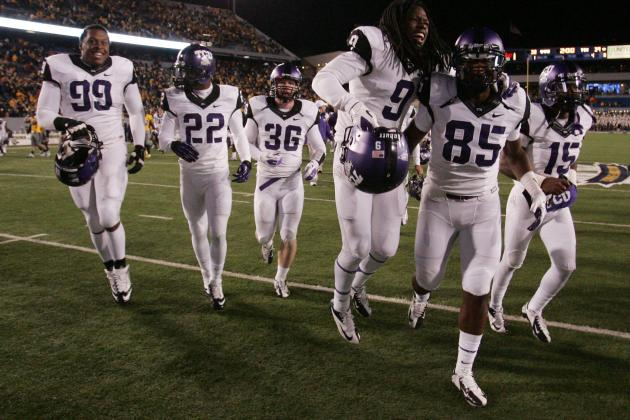 Which Was Better for TCU: 2011 or 2012?