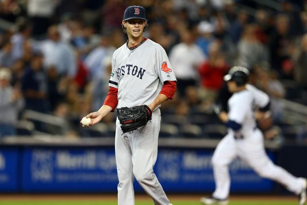 Buchholz 'Efficient, Outstanding in Win over Yankees