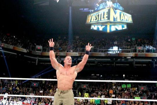 Backstage News on Post-WrestleMania Plans for John Cena