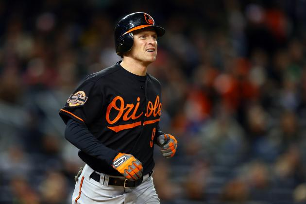 McLouth One of Multiple Leadoff Options for O's