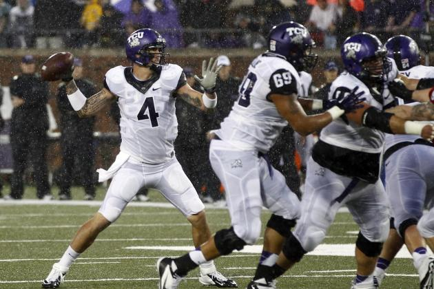TCU Football Will Have Open Football Practice