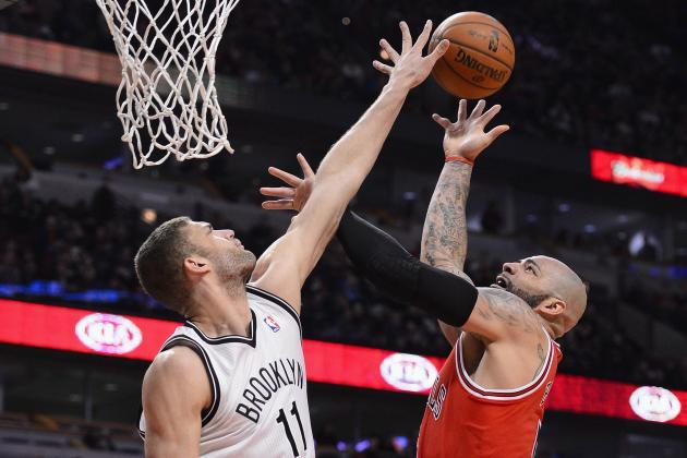 Bulls-Nets Preview