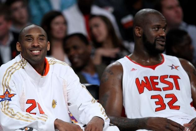 Shaq on Relationship with Kobe: 'We Never Had a Real Dislike'
