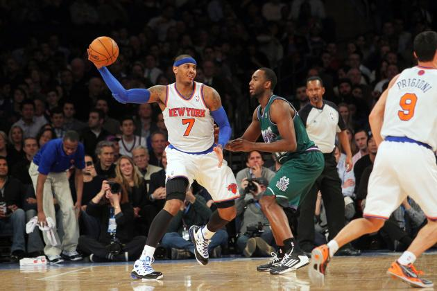 Milwaukee Bucks vs. New York Knicks: Preview, Analysis and Predictions