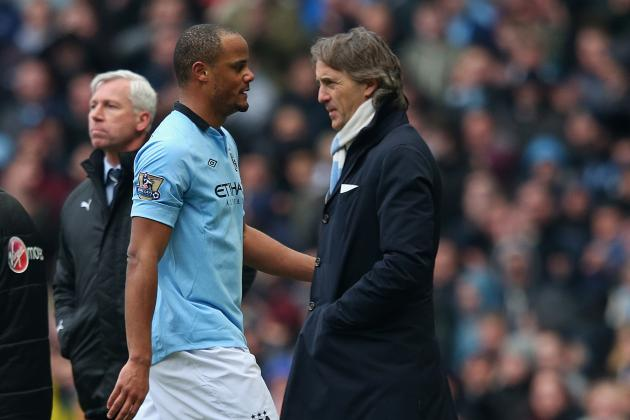 Will the Vincent Kompany Situation Interest Barcelona?