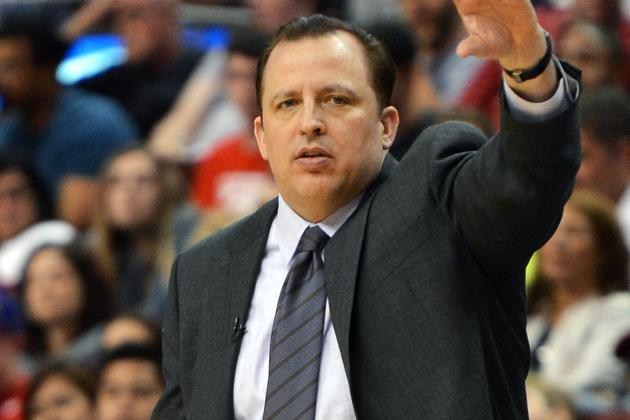 Thibs' Contract Signed, Says It's 'non-Issue'