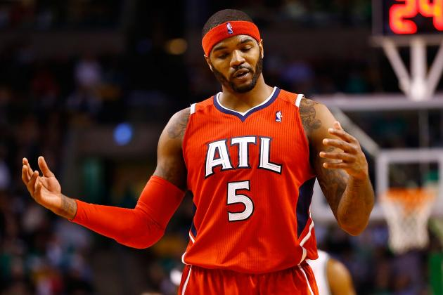 Debate: Do You Want the Hawks to Re-Sign Josh Smith?