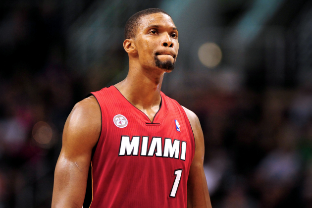 Chris Bosh's Miami Home Reportedly Robbed of $340,000 Worth of Goods
