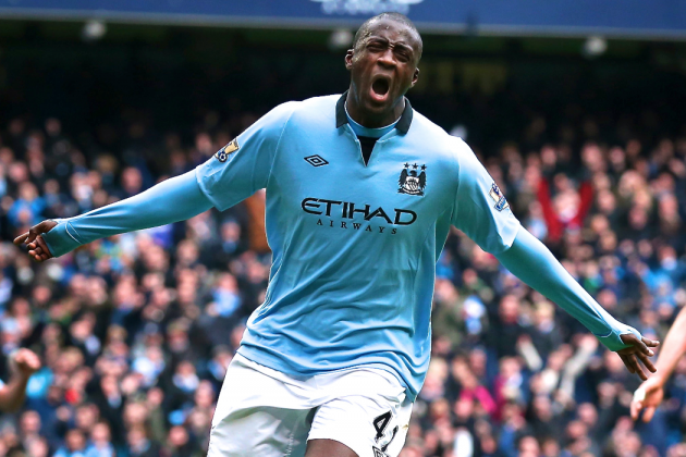 Yaya Toure Signs 4-Year, £45 Million Extension with Manchester City