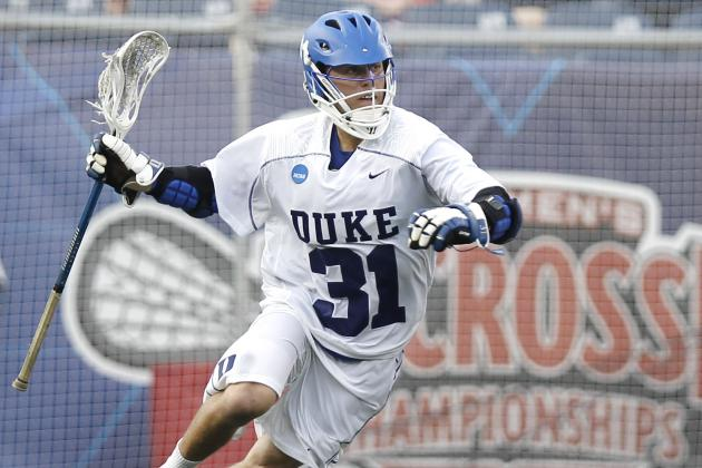 NCAA Men's Lacrosse: Predicting Friday's Division I Match-Ups